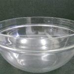 Glasschalen groß